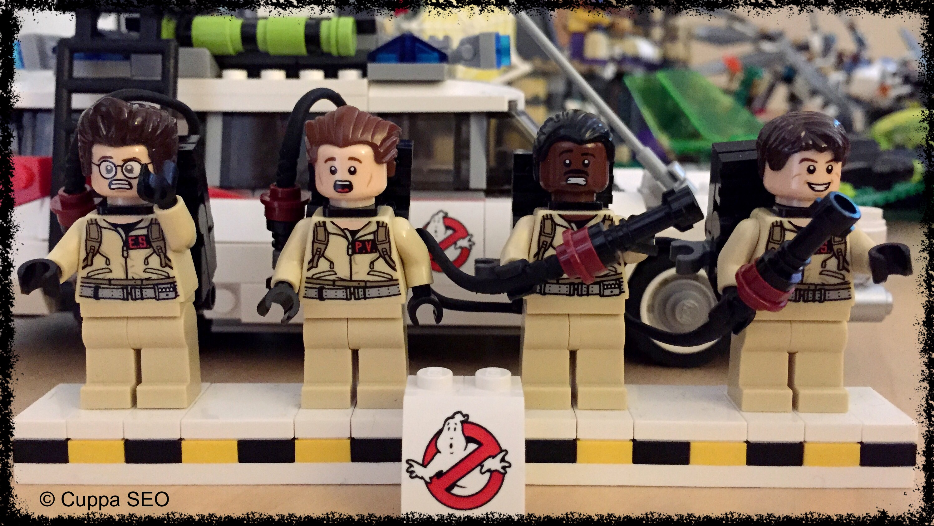 Would The Ghostbusters Need Social Media