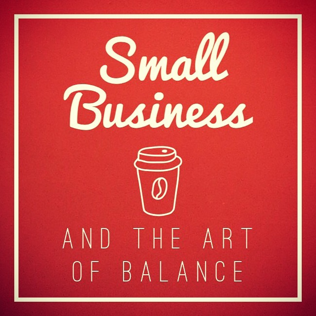 Running A Small Business The Art Of Balance Cuppa Seo