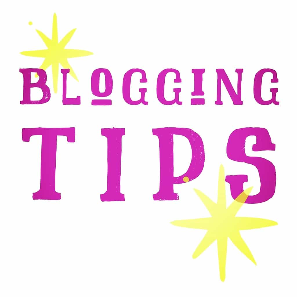 Blogging 101 Tips Be the Expert