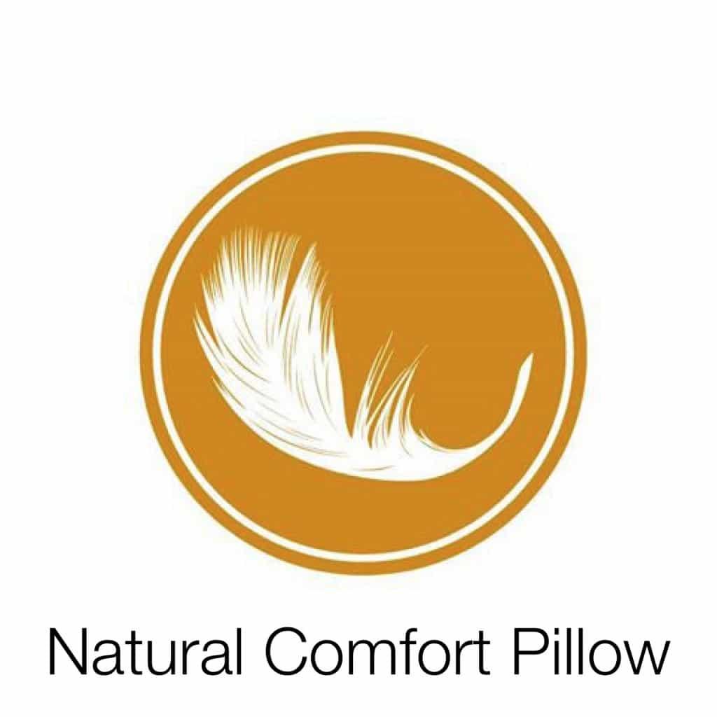 Natural Comfort Pillow Madison Social Media