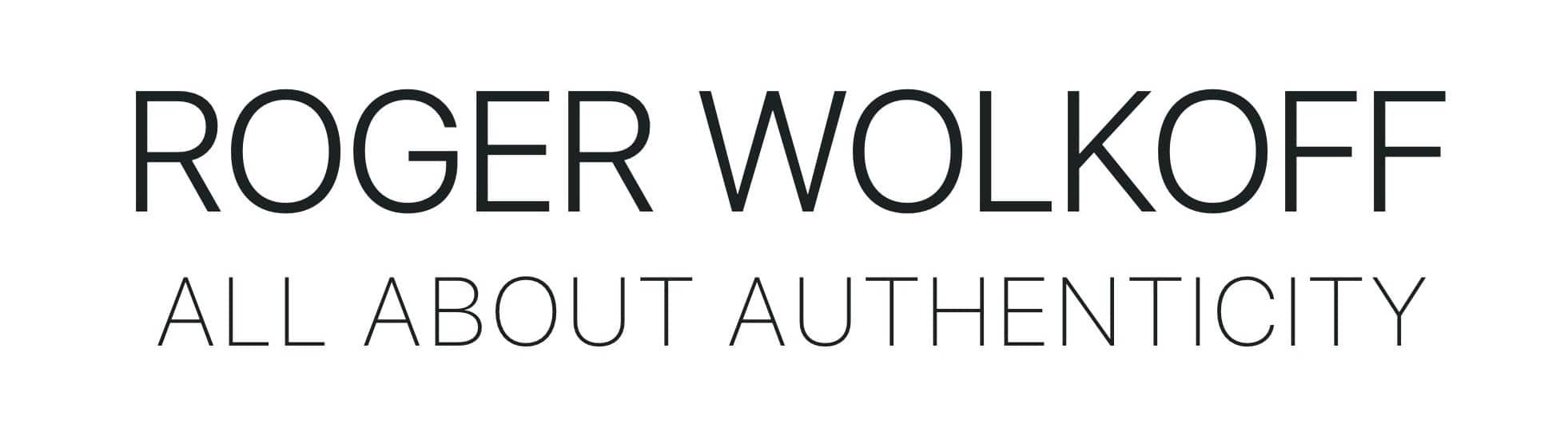 Website Design for Roger Wolkoff