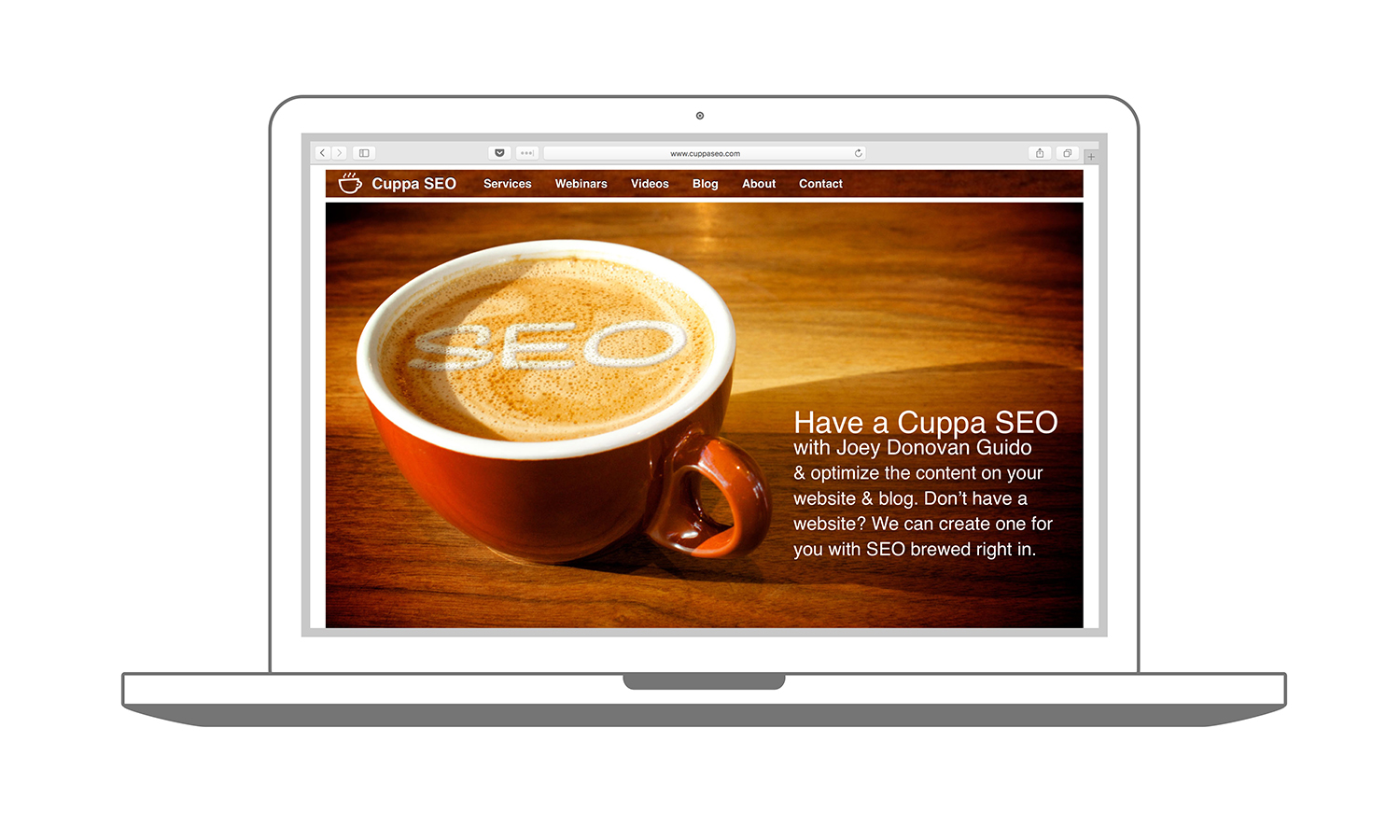 Search Engine Optimization Madison WI Cuppa SEO