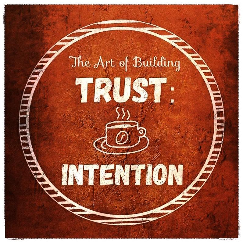 Cuppa SEO Web Design Building Trust Intention