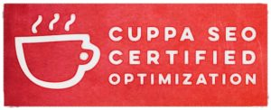 Certified Optimization by Cuppa SEO in Madison WI
