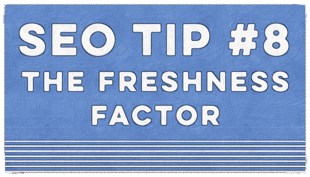 Fresh Content SEO Tips from Cuppa SEO Web Design