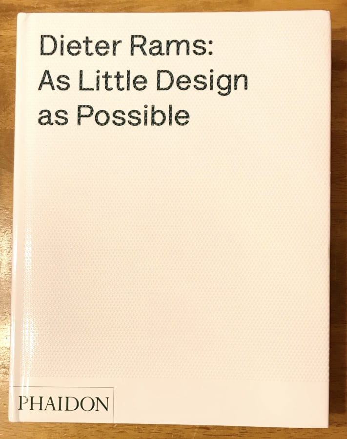 Design Inspiration from Dieter Rams Products