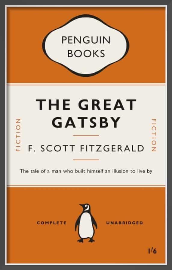 Penguin Books Design Inspiration