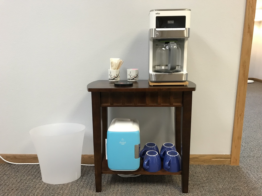 Enjoy a Coffee at Our Web Design Firm in Madison WI