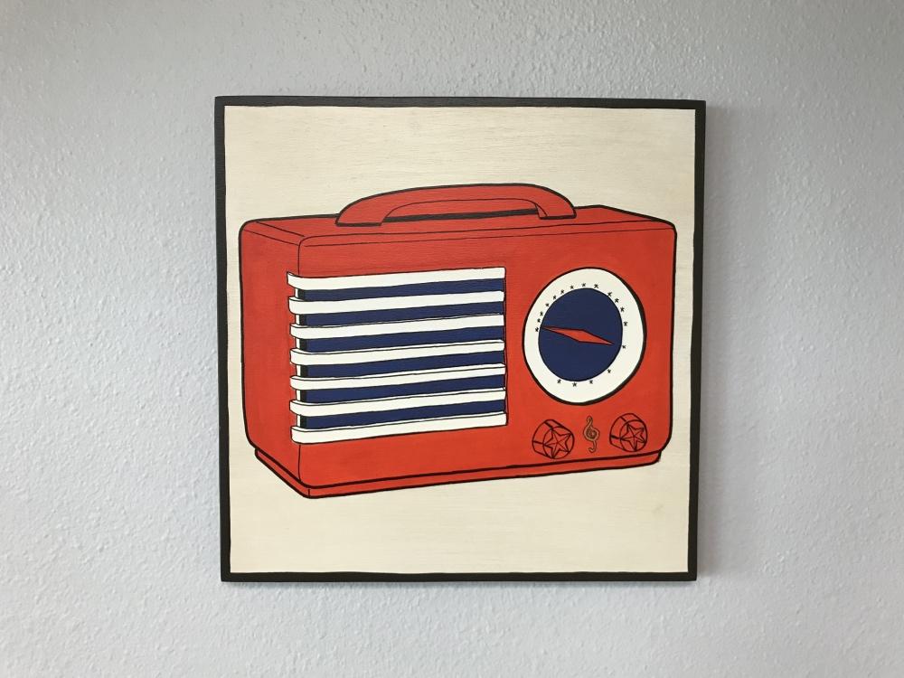 Radio Art at Cuppa SEO Web Design Madison WI