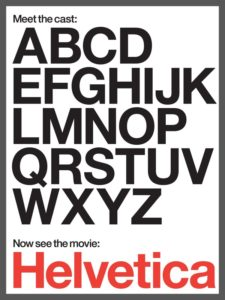 Helvetica Documentary Example Cuppa SEO Web Design
