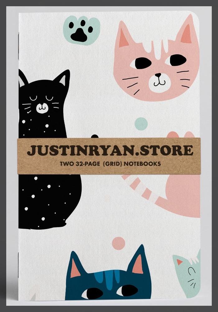 Justin Ryan Books Cats Cuppa SEO Spotlight