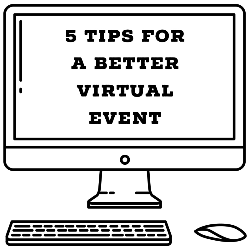 Cuppa SEO Web Design Madison WI Virtual Events Tips