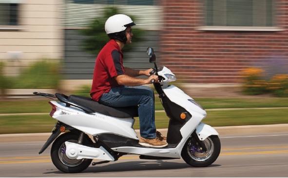 Cuppa SEO Madison Spotlight Matt Flux Mopeds