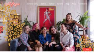 Madison WI Web Design Cuppa SEO Lakota Room Salon