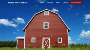 UX Cuppa SEO Madison WI Web Design Little White Fence